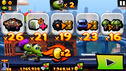 Zombie Tsunami # 3 for Game cartoon zombie children, cars, helicopters, bombs and other obstacles