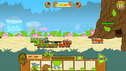 Fun COMBAT CATERPILLARS in funny children cartoon game to your phone for Android from the #HGTV